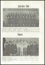 1956 Albany High School Yearbook Page 50 & 51