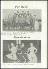 1956 Albany High School Yearbook Page 52 & 53