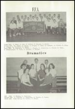 1956 Albany High School Yearbook Page 56 & 57