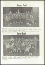 1956 Albany High School Yearbook Page 58 & 59