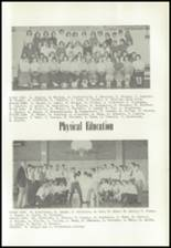 1956 Albany High School Yearbook Page 60 & 61