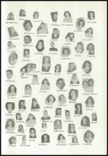 1956 Albany High School Yearbook Page 86 & 87