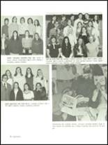 1973 Rolling Hills High School Yearbook Page 100 & 101