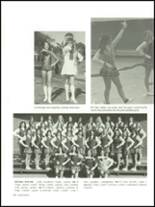 1973 Rolling Hills High School Yearbook Page 110 & 111