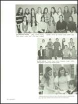 1973 Rolling Hills High School Yearbook Page 112 & 113