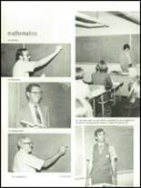 1973 Rolling Hills High School Yearbook Page 136 & 137