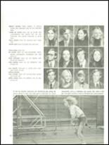 1973 Rolling Hills High School Yearbook Page 186 & 187