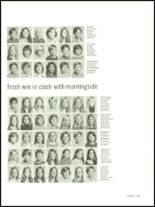 1973 Rolling Hills High School Yearbook Page 232 & 233