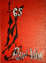 1965 Yearbook Plainview High School