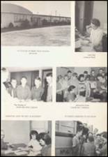 1961 Beebe High School Yearbook Page 10 & 11