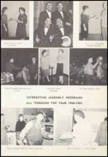 1961 Beebe High School Yearbook Page 12 & 13