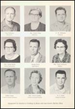 1961 Beebe High School Yearbook Page 20 & 21