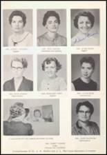 1961 Beebe High School Yearbook Page 22 & 23