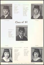 1961 Beebe High School Yearbook Page 24 & 25