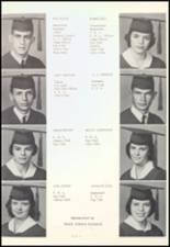 1961 Beebe High School Yearbook Page 26 & 27