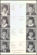 1961 Beebe High School Yearbook Page 28 & 29