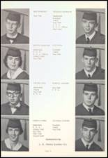 1961 Beebe High School Yearbook Page 30 & 31