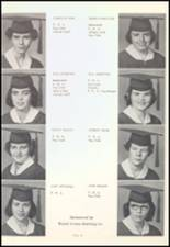 1961 Beebe High School Yearbook Page 32 & 33
