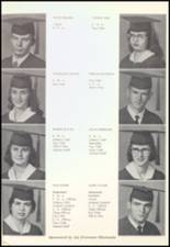 1961 Beebe High School Yearbook Page 34 & 35