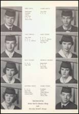 1961 Beebe High School Yearbook Page 36 & 37