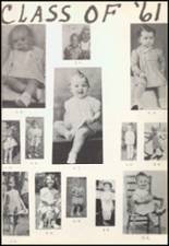 1961 Beebe High School Yearbook Page 44 & 45