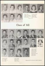 1961 Beebe High School Yearbook Page 50 & 51