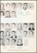 1961 Beebe High School Yearbook Page 52 & 53