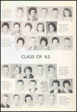 1961 Beebe High School Yearbook Page 54 & 55