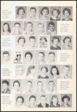 1961 Beebe High School Yearbook Page 56 & 57