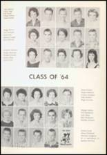 1961 Beebe High School Yearbook Page 58 & 59