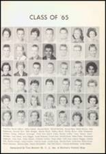 1961 Beebe High School Yearbook Page 62 & 63