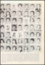 1961 Beebe High School Yearbook Page 64 & 65