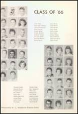 1961 Beebe High School Yearbook Page 66 & 67