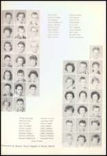 1961 Beebe High School Yearbook Page 68 & 69