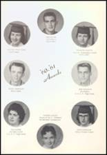 1961 Beebe High School Yearbook Page 74 & 75