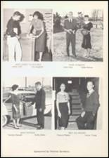 1961 Beebe High School Yearbook Page 82 & 83