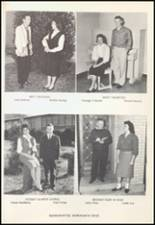 1961 Beebe High School Yearbook Page 84 & 85