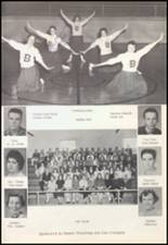 1961 Beebe High School Yearbook Page 86 & 87