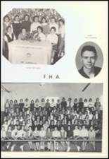 1961 Beebe High School Yearbook Page 88 & 89