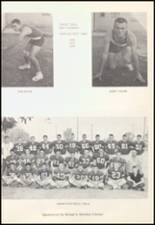 1961 Beebe High School Yearbook Page 102 & 103