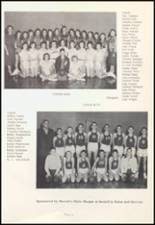 1961 Beebe High School Yearbook Page 104 & 105