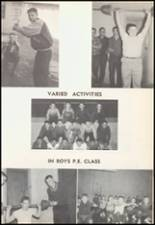 1961 Beebe High School Yearbook Page 108 & 109