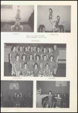 1961 Beebe High School Yearbook Page 110 & 111