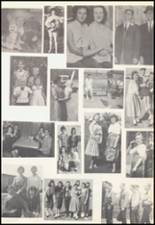 1961 Beebe High School Yearbook Page 112 & 113