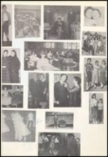 1961 Beebe High School Yearbook Page 114 & 115