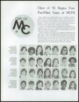 1978 Mt. Clemens High School Yearbook Page 164 & 165