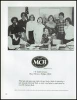 1978 Mt. Clemens High School Yearbook Page 252 & 253