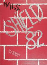 1982 Yearbook Westside High School