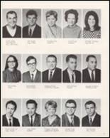 1968 Woodward Community High School Yearbook Page 12 & 13