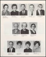 1968 Woodward Community High School Yearbook Page 14 & 15